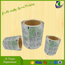 Food packaging plastic laminating film roll stretch film jumbo roll