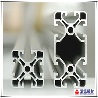 6063 6061 T slot industrial aluminum extrusion sigma profile on sales