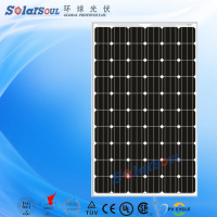 monocrystalline sun power solar panel 250w solar modules pv panel price india with TUV UL MCS and product warranty