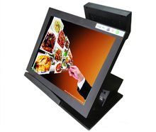 12inch electronic cash register machine/ all in one pos pc/ POS system --POS8812L