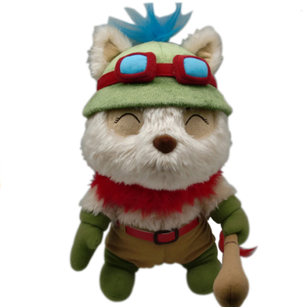 New products 2016 cute stuffed league of legends LOL plush toy