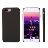 Mobile phone cases, Hot sell ultra slim shell rubber coated PC case for iphone 7