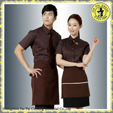 Coffee Staff Uniform On Sale