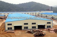 Professinal manufacture two storey building