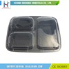 Transparent Plastic Container Food Packaging