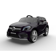 2017 BENZ licensed A45 AMGmini baby car rc car baby ride on car 12V