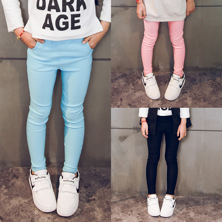 colorful child leggings