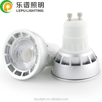 For Swedish market CCT Dim gu10 dimmable spotlight 2000-2800k with ELko dimmer