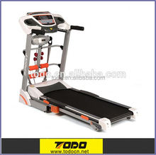 OEM Brand new design in-stock overstock around home folding electric treadmill
