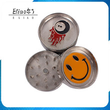 Wholesale Portable Znic Alloy Tobacco Spice Custom Herb Grinder Prices