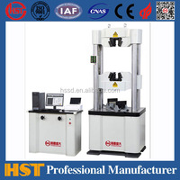 WAW-1000D 1000KN Steel Wire Tensile Strength Tester, Hydraulic Universal Test Machine 100Ton