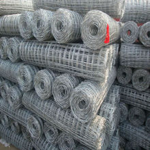 Best quality galvanized Coal mine safety net / high tensile strength security wire mesh