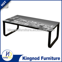 OEM service glass coffee tables French Provincial Furniture