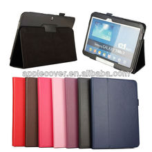 Folding Cover case for samsung galaxy tab 3 10.1 p5200/p5210 with stand
