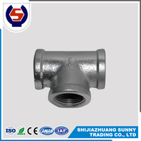 Best Price Black Malleable Iron Pipe Fitting