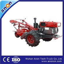 ANON 7hp 8hp 18hp 20hp new design China hand tractor uses