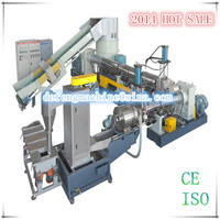 100-800 Kg/h PE/PP Recycle Plastic Granules Making Machine