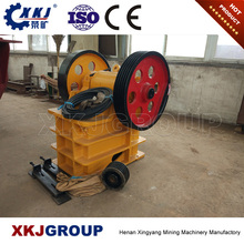 Gold Mining Mini Lab Diesel Engine Small Jaw Crusher pe 250x400 jaw crusher for Sale