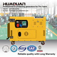 standby power diesel types of electric power generator
