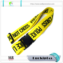 Promotional luggage strap/luggage scale belt with custom print