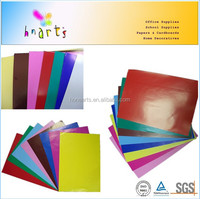 glossy art paper sheet,one side coated art paper