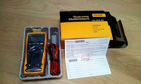 Fluke 179 ESFP True RMS Multimeter with Backlight and Temp Fluke 179