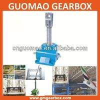 Stability self-locking worm gear electric screw jack