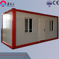 16 feet steel container house for sale
