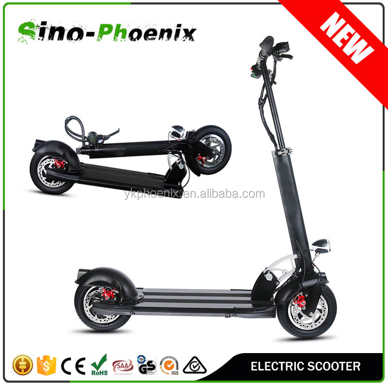 High Quality 250W alloy 2 wheel Electric Folding Scooters for adult with best price ( PN1001A )