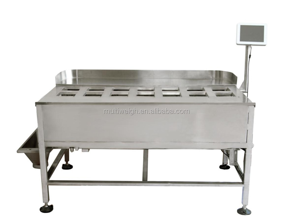 combination weigher semi-automatic for meat ,beaf ,noodles