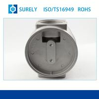 Excellent Dimension Stability Surely OEM Aluminium Die Casting Cherry Spare Part