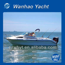 5.8m frp fishing boat with cabin