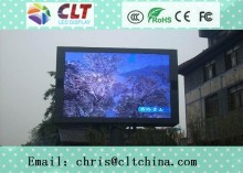 Die casting aluminum cabinet P6 P7 P8 P10 RGB DIP SMD outdoor waterproof rentle led display screen