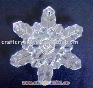 crystal lighting part