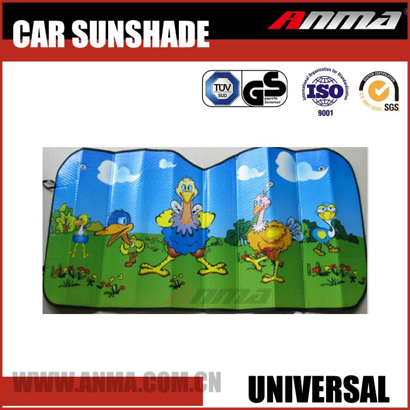 printing cartoon car sunshade AM072-0930