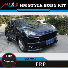 For Porsche Cayenne Body Kit 955 Bumper Kits Upgrade 958 HM Style Body Kit For Porsche Cayenne