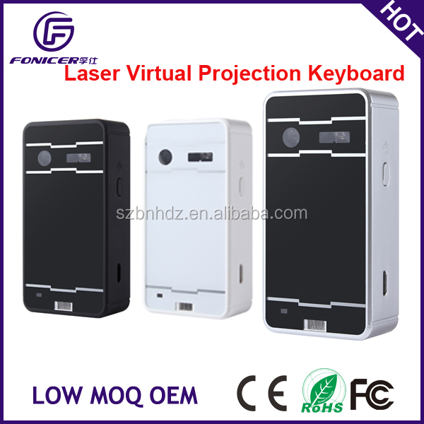 Bluetooth mini size wireless laser virtual keyboard for s4 s5