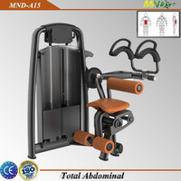 commercial gym equipment total abdominal gym machine strengh exercise machine