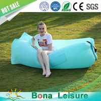 Inflatable Outdoor Lazy Sofa Bean Bag Chair For Camping