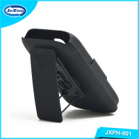 Online service phone shell cover for Alcatel 3075 with swivel belt clip