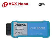 VXDIAG VCX NANO Wifi for Laptop ecu programmer support SAE J2534 scanner automobile diagnostic tool software free update