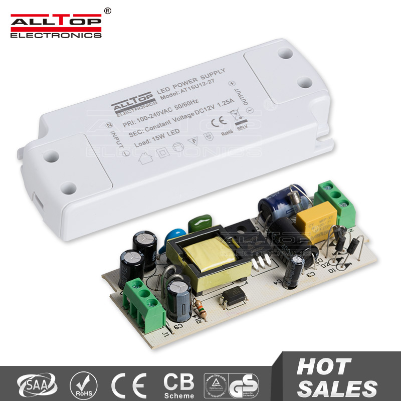Electronic 300mA 25W adjustable led power supply