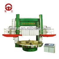New chinese cnc double column verical lathes