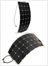 100W Cheap sun power solar panels china for RV