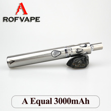 2015 chinese hot selling paypal acceptable ROF clearomizer fancy electronic cigarette
