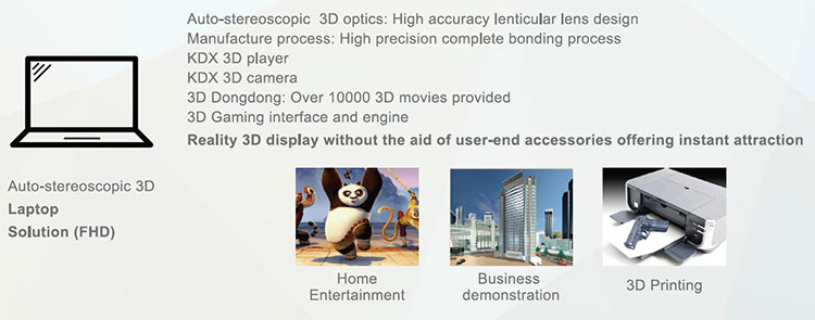 OEM Android FHD Glasses-free 3D Lens LCD Screen Smart Cellphone Smart Mobile Phone
