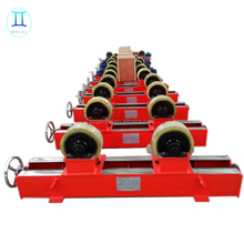 CE Hydraulic roller frame series Conventional automatic Tank Roller / turning rolls / Welding Rotator (self-aligned)