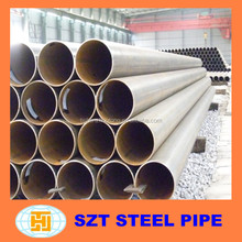erw steel pipes for liquid service