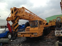 Used original japanese truck crane 25ton TADANO TL-250E-3-10101 for sale