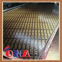 Linyi film faced plywood /marine plywood/construction plywood